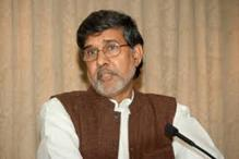 Vidisha erupts in joy after resident Kailash Satyarthi wins 2014 Nobel Peace Prize