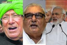 Judgement day for Haryana: Anti-incumbency haunts Congress, BJP banks on Modi, INLD on sympathy