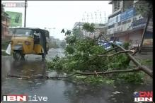 Cyclone Hudhud: CM Chandrababu Naidu appeals to people to donate for rebuilding Vizag
