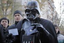 Darth Vader's ambitions slain in Ukraine vote