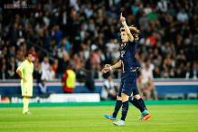 Champions League: David Luiz scores as PSG shock Barcelona 3-2