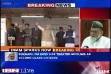 Delhi Jama Masjid's Shahi Imam invites Pakistan PM Sharif, avoids Modi for son's anointment