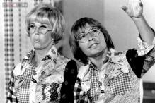 Singer John Denver gets a star on Hollywood Walk of Fame