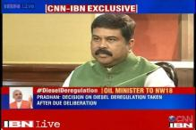 De-regulation of diesel prices in interest of common man, says Oil Minister