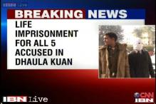Dhaula Kuan gangrape case: All five accused awarded life imprisonment, charged Rs 50,000 fine