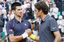 Novak Djokovic, Roger Federer set up Shanghai Masters semi-final