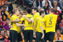 Champions League: Dortmund crush Galatasaray to maintain 100 percent record