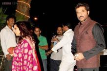 Huma Qureshi, Sakshi Tanwar, Sonakshi Sinha: Film and TV stars attend Ekta Kapoor's Diwali party