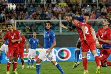 Euro Qualifiers: Italy stay perfect without Balotelli, Czechs win