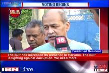 Haryana Assembly elections: Events through the day