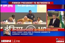 Keen about the 'Make in India' policy, says Finland President