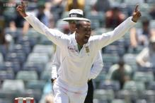South Africa name Robin Peterson to replace injured Aaron Phangiso