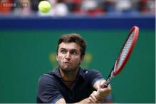 Gilles Simon shocks again by downing Tomas Berdych in Shanghai Masters