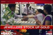 Demand for gold surges once again this festive season