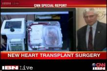 Doctors in Australia unveil new type of heart transplant surgery