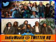 Shah Rukh Khan, Deepika Padukone, Abhishek Bachchan and the rest of the 'Happy New Year' team visit Google and Twitter headquarters