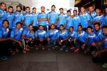 Confident Indian hockey team set for Australia challenge