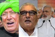 Triangular fight in Haryana, Congress banks on development, BJP on change, INLD on sympathy