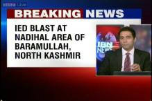 J&K: IED blast at Nadihal in Baramullah, two Army personnel injured