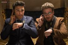 'The Interview' actors James Franco and Seth Rogen post nude photo on Instagram