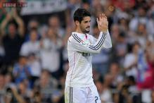 Isco keen to impress during Gareth Bale absence