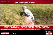J&K: Villagers along Indo-Pak border dig bunkers to protect themselves
