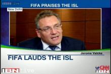 FIFA lauds IMG-Reliance for starting the ISL in India