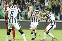 Serie A: Juventus beat Roma 3-2 in fiery clash