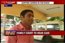 Bangalore family court to hear case against Karthik Gowda today