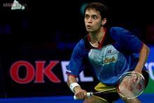 Parupalli Kashyap loses in Denmark Open semifinals