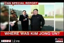 Kim Jong Un's recent public appearance raise speculations over his long absence