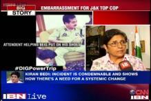 Regular human resource audits needed to check abuse of power, says Kiran Bedi