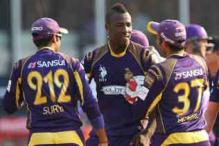 In pics: Kolkata Knight Riders vs Hobart Hurricanes, CLT20, 1st semi-final