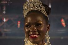 Former poultry farmer Leah Kalanguka crowned Miss Uganda 2014