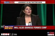 Monica Lewinsky joins twitter