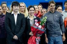 Li Na receives teary goodbye at China Open