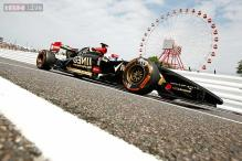 Lotus F1 team switch to Mercedes power for 2015