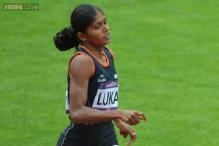 Asian games Athletics: Tintu Luka wins women's 800m silver