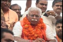 Manohar Lal Khattar set to be Haryana Chief Minister as BJP MLAs elect him as their leader