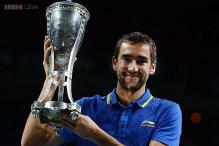 US Open champion Marin Cilic wins Kremlin Cup