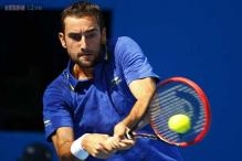 Marin Cilic overpowers Tommy Robredo to reach Kremlin Cup semis
