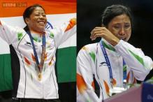 Sarita Devi should have skipped Asian Games medals ceremony, she behaved badly: Mary Kom