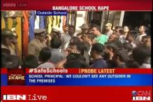 Bangalore: School staff member detained for three-year-old girl's rape
