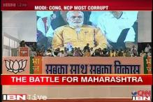 Campaign trail heats up in Maharashtra, Modi may address over 20 rallies in 10 days