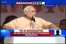 PM attacks Congress, says those asking for an account of our work never bothered about the country
