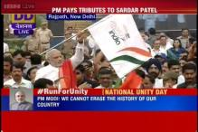 'Run for Unity': As it happened