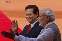 India and Vietnam sign seven agreements to strenghten ties