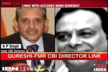 Chat transcripts raise doubts over ex-CBI director, Moin Qureshi's links