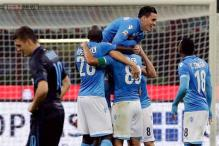 Serie A: Inter Milan fight back to draw 2-2 against Napoli