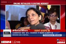 Will examine if more clarity is needed on e-retail, says Nirmala Sitharaman